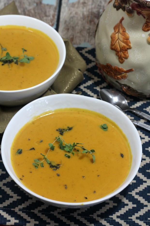 Copycat Panera Autumn Soup 5-1