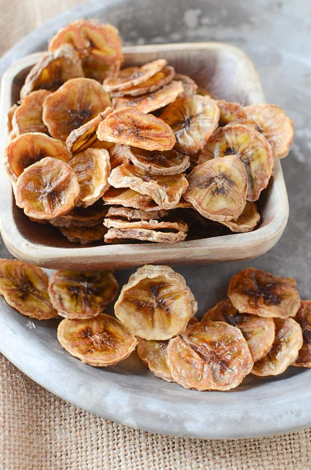 Banana chips 10