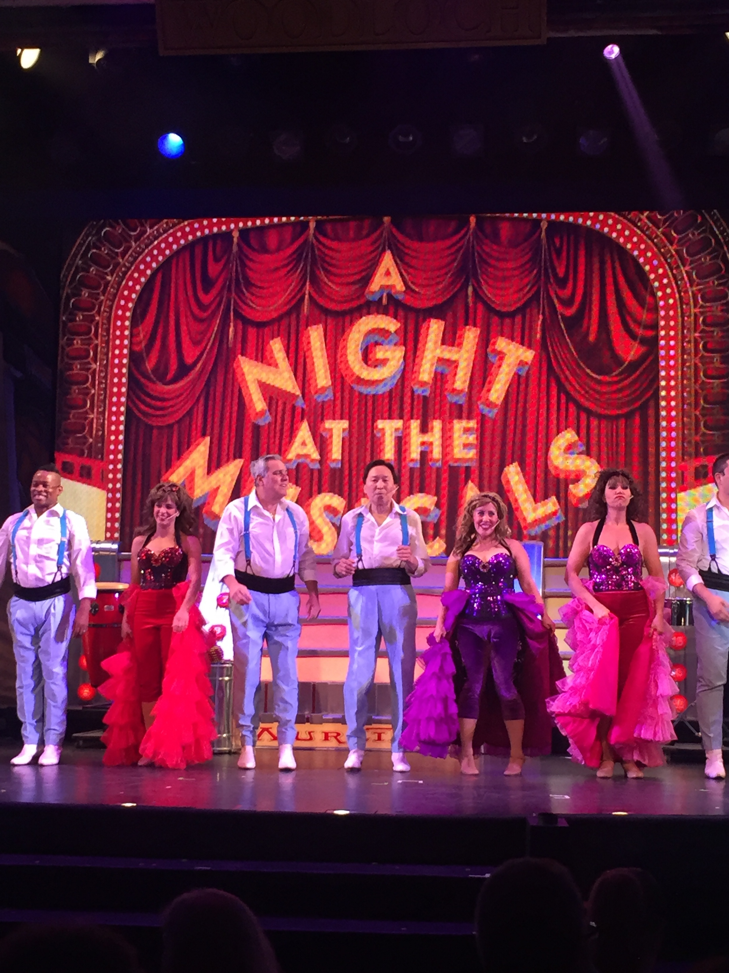 Evening entertainment - A Night At the Musicals